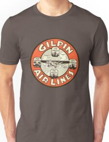 Gilpin Airlines Los Angeles - Early commercial flight Unisex T-Shirt
