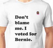 Don't Blame Me Emoji Tee Unisex T-Shirt