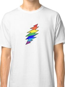 Rainbow Bolt Classic T-Shirt