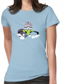 Evil Ape Womens Fitted T-Shirt