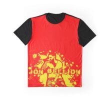 Jon Bellion - Graffiti Graphic T-Shirt