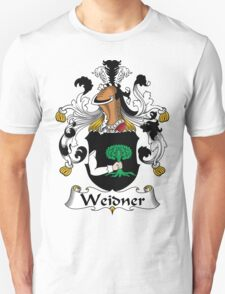 Weidner Coat of Arms (German) T-Shirt