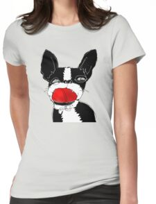 redball Womens Fitted T-Shirt