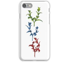 RE | HerbsCase iPhone Case/Skin