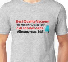 Best Quality Vacuum Unisex T-Shirt