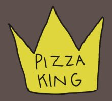 Pizza King Kids Clothes