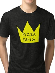 Pizza King Tri-blend T-Shirt