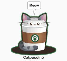 Cute Cat Coffee Kids Clothes