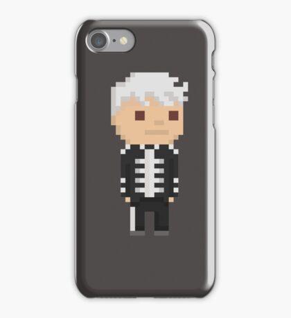 Gerard Way(MCR) Pixel  iPhone Case/Skin
