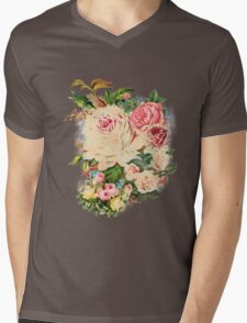 flow 1 Mens V-Neck T-Shirt