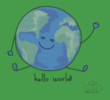 Hello world! Kids Tee