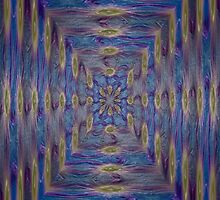 blue core by Jason Lee Jodoin
