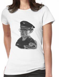 Content Cop - iDubbbzTV Womens Fitted T-Shirt