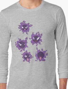 Pokemon Gastly Long Sleeve T-Shirt