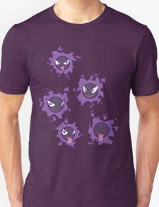 Pokemon Gastly Unisex T-Shirt