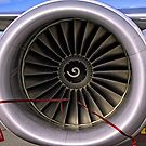 Jet Engine by Wolf Sverak