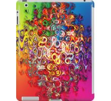 Colorful Ripples iPad Case/Skin