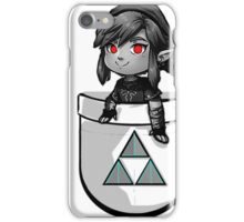 Pocket Dark Link iPhone Case/Skin