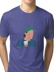 Coffee Louis Tri-blend T-Shirt
