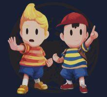 Ness and Lucas Kids Tee