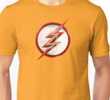 Justice In A Flash! Unisex T-Shirt