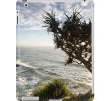Pandanus Holding On - Skennar's Head iPad Case/Skin