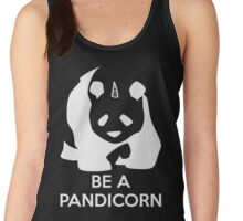 Be A Pandicorn Women's Tank Top