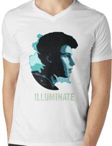SM Illuminate Mens V-Neck T-Shirt