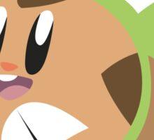 Chespin Kirby Sticker