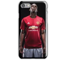 Paul Pogba iPhone Case/Skin