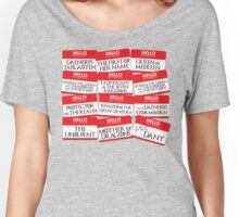 Hello My Name is Dany Women's Relaxed Fit T-Shirt