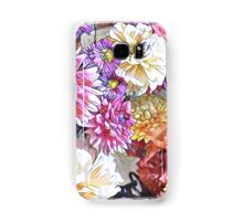 Floral Surprise flowers  Samsung Galaxy Case/Skin