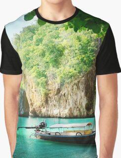 Paradise  Graphic T-Shirt