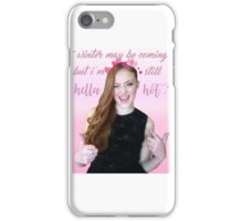 sophie turner - hella hot  iPhone Case/Skin