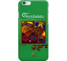 Eternal Love ( For darker colors ) iPhone Case/Skin