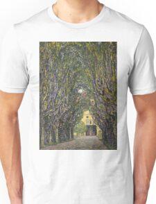 Gustav Klimt - Walk In The Park Of Castle Chamber, 1912 Detal Unisex T-Shirt