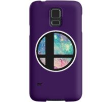 Galactic Smash Bros. Final destination Samsung Galaxy Case/Skin