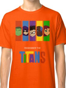 Remember The Titans Classic T-Shirt