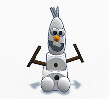 3D Olaf by Yielding  Yolks