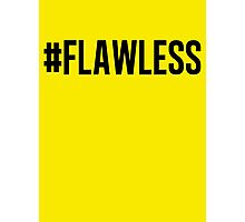 Flawless Photographic Print