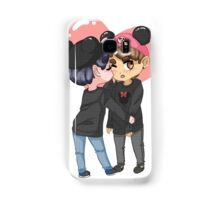 Dan and Phil Disney Cuties Samsung Galaxy Case/Skin