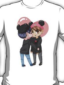 Dan and Phil Disney Cuties T-Shirt