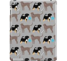 Dogs and Toys iPad Case/Skin