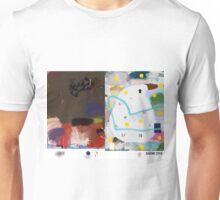 Abstract talk 016 Unisex T-Shirt