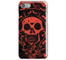 The Medallion Calls(Red) iPhone Case/Skin