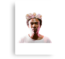Pretty Gambino Canvas Print