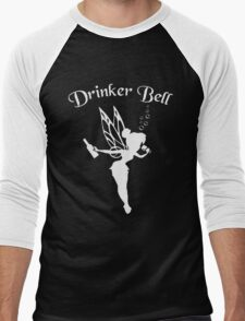 Drinkerbell Men's Baseball ¾ T-Shirt