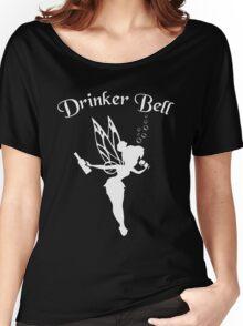 Drinkerbell Women's Relaxed Fit T-Shirt