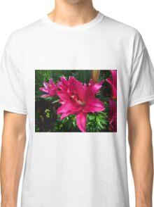 Morning flowers Classic T-Shirt