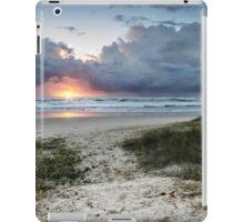 Welcome to Sunrise - Lennox Head iPad Case/Skin